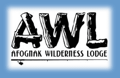 Afognak Wilderness Lodge logo.